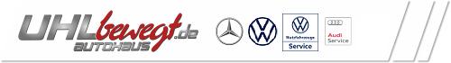 Autohaus Uhl - Bad Saulgau - VW · VW Nutzfahzeuge · Audi Service · Mercedes Benz