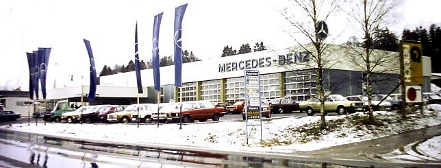 Autohaus Uhl Geschichte